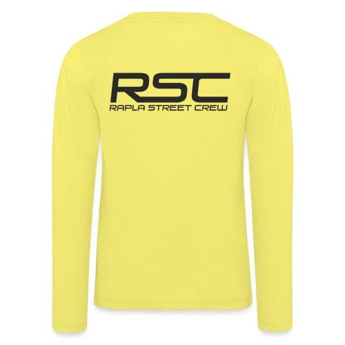Rapla Street Crew Logo - Kids' Premium Longsleeve Shirt