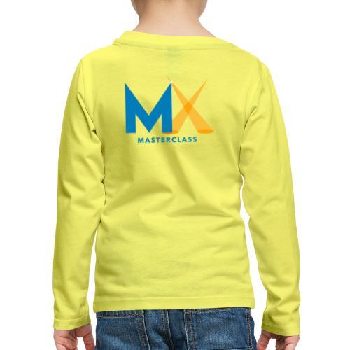 MX Masterclass - Kids' Premium Longsleeve Shirt