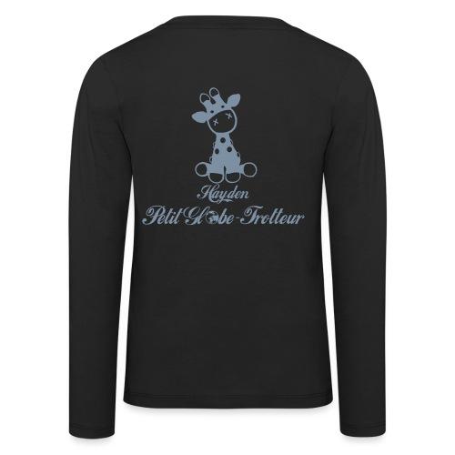 Hayden petit globe trotteur - T-shirt manches longues Premium Enfant