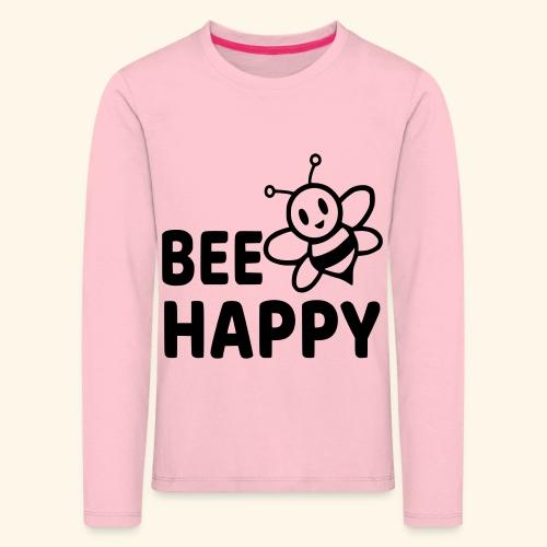 Ben gelukkig 003 - Kinderen Premium shirt met lange mouwen