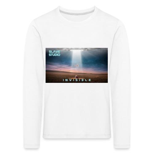 INVISIBLE - Maglietta Premium a manica lunga per bambini