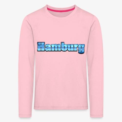 Hamburg - Kinder Premium Langarmshirt