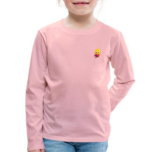 Schnatterinchen 3D - Kinder Premium Langarmshirt