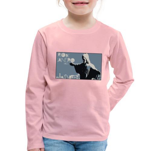 Rio - Camiseta de manga larga premium niño