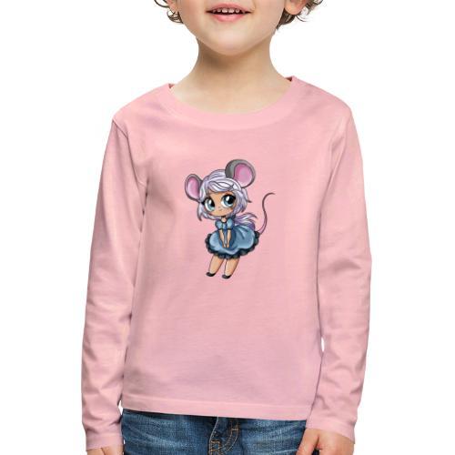 Petite Souris - T-shirt manches longues Premium Enfant