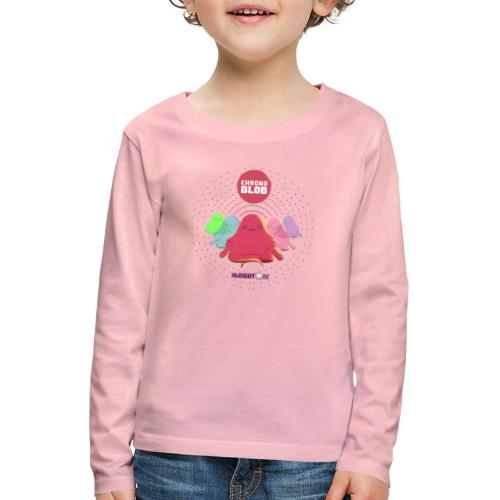 Chronoblob - Kids' Premium Longsleeve Shirt