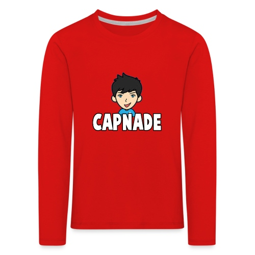 Basic Capnade's Products - Kids' Premium Longsleeve Shirt