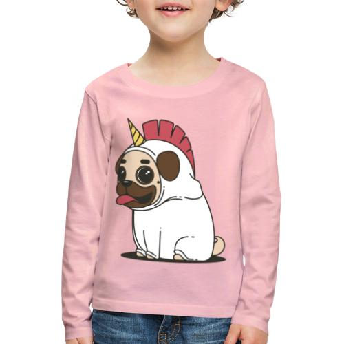 Chien Chien - T-shirt manches longues Premium Enfant