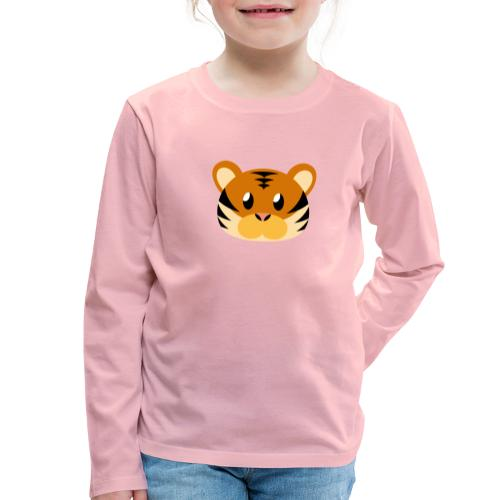 Tiger »Tom« - Kids' Premium Longsleeve Shirt