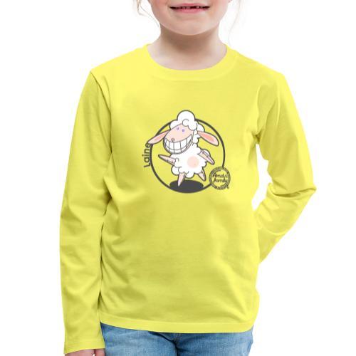FF WOLLE 01 - Kinder Premium Langarmshirt