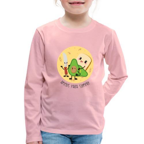 Amigos para siempre 2 - Camiseta de manga larga premium niño
