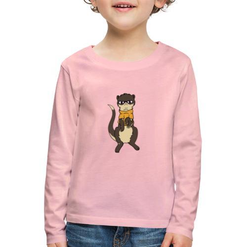 fretka Hypsed - Koszulka dziecięca Premium z długim rękawem