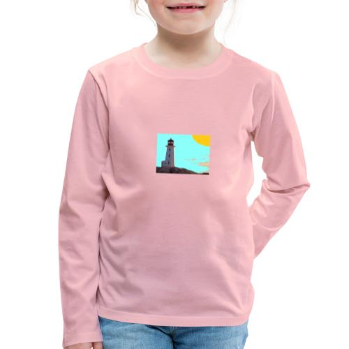 fantasimm 1 - Maglietta Premium a manica lunga per bambini