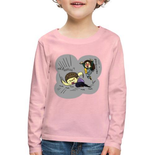 JoJo BA reference - Koszulka dziecięca Premium z długim rękawem