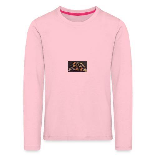 Jaiden-Craig Fidget Spinner Fashon - Kids' Premium Longsleeve Shirt