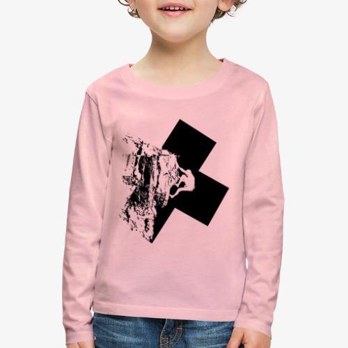 Escalada en roca - Kids' Premium Longsleeve Shirt
