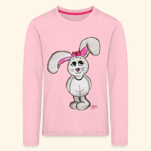 Alina - Kinder Premium Langarmshirt