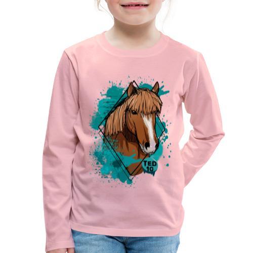Apolline - T-shirt manches longues Premium Enfant