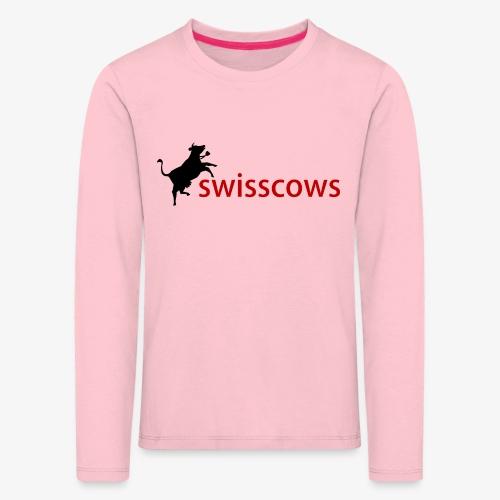 Swisscows - Kinder Premium Langarmshirt