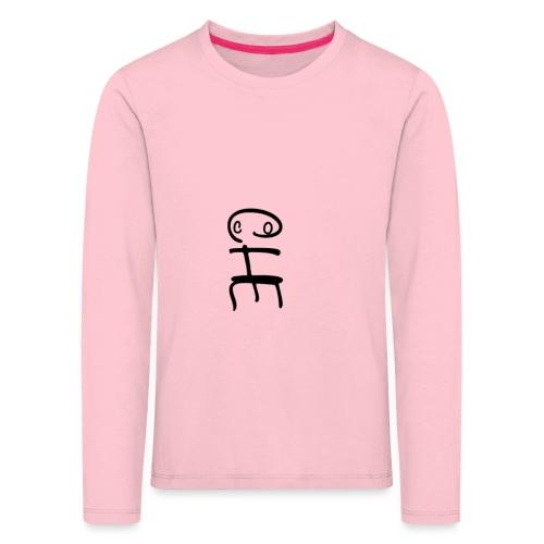 Coche - Maglietta Premium a manica lunga per bambini