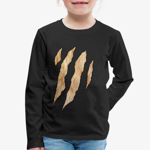 Feeling like Cute - T-shirt manches longues Premium Enfant