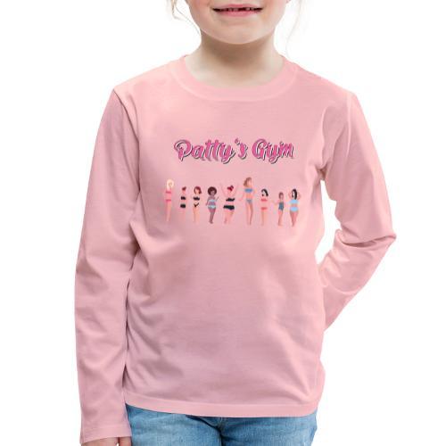 Patty s Gym - Kinder Premium Langarmshirt