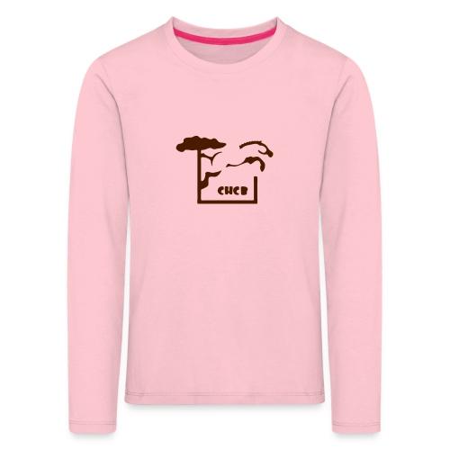Club Hippique Côte Basque | RectoVerso - T-shirt manches longues Premium Enfant