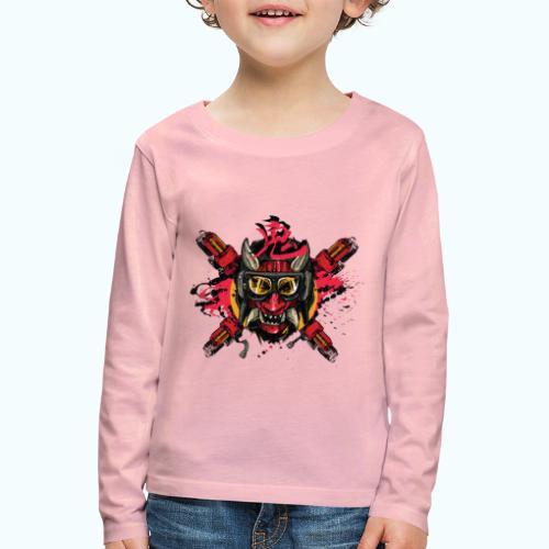 Engine Demon - Kids' Premium Longsleeve Shirt