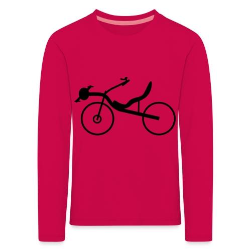 Raptobike - Kinder Premium Langarmshirt