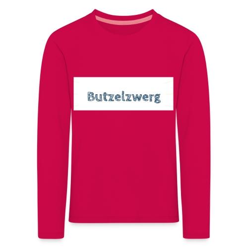 Butzelzwerg - Kinder Premium Langarmshirt