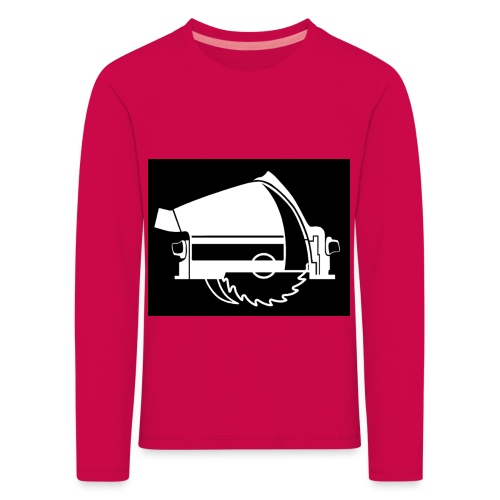 saw - Kids' Premium Longsleeve Shirt