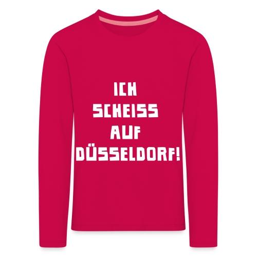 Duesseldorf - Kinder Premium Langarmshirt