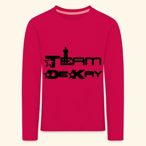 Team_Tim - Kids' Premium Longsleeve Shirt