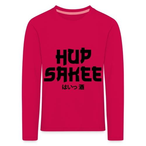 Hup Sakee - Kinderen Premium shirt met lange mouwen