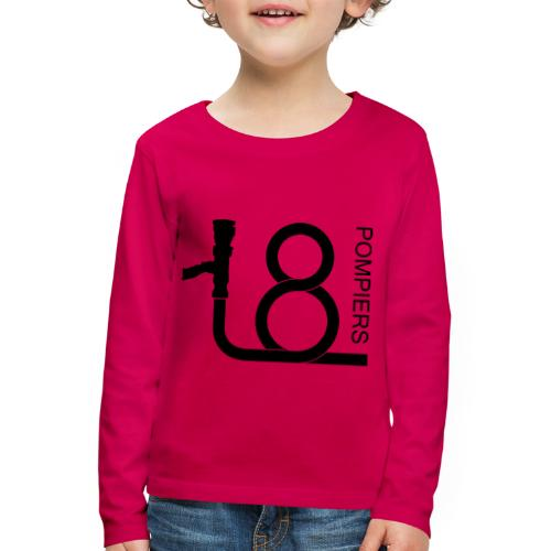lance_18_1 - T-shirt manches longues Premium Enfant