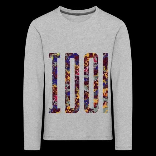 IDOL - Kinder Premium Langarmshirt