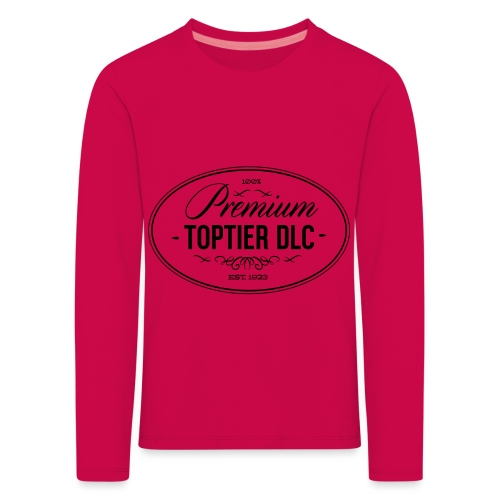 Top Tier DLC - Kids' Premium Longsleeve Shirt