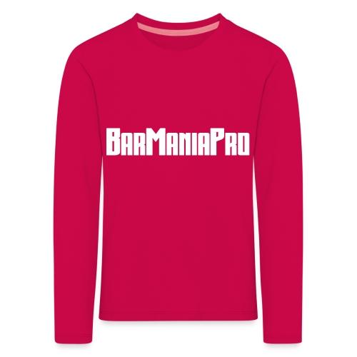 BarManiaPro - Kids' Premium Longsleeve Shirt