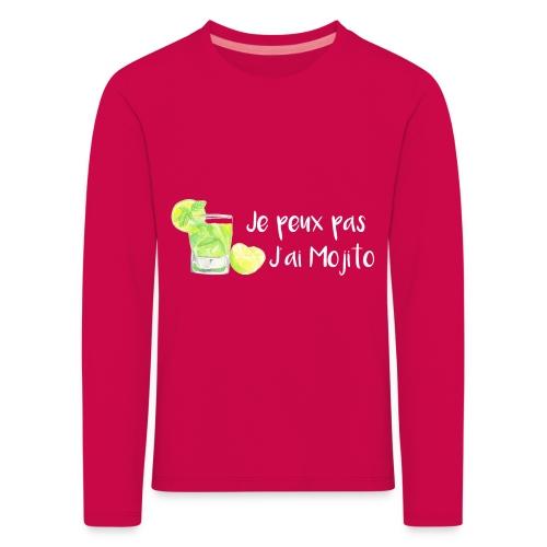 mojito - T-shirt manches longues Premium Enfant