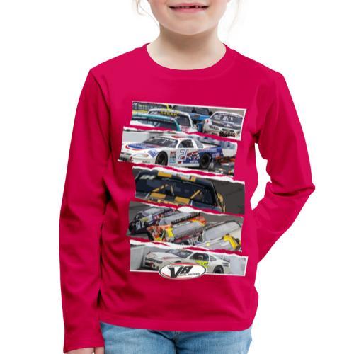 Comic - Kinderen Premium shirt met lange mouwen