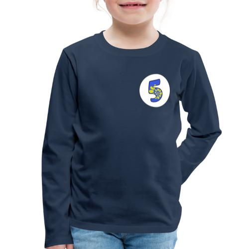 No.5 Special - Kids' Premium Longsleeve Shirt