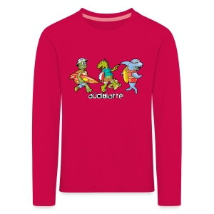 BEACH BUDDIES - Kids' Premium Longsleeve Shirt