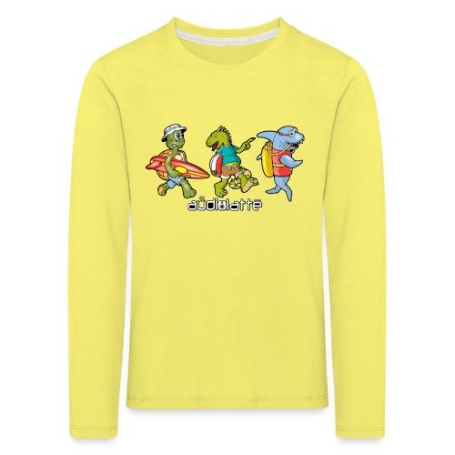 BEACH BUDDIES - Kids' Premium Longsleeve Shirt