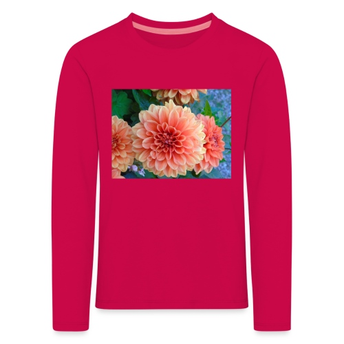 A chrysanthemum - Kids' Premium Longsleeve Shirt