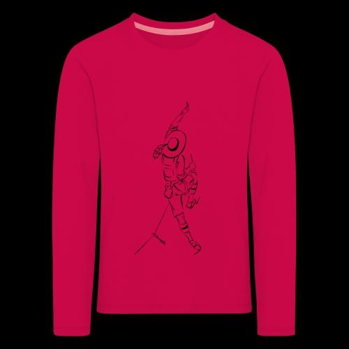 Tiroler Bergsteiger - Maglietta Premium a manica lunga per bambini