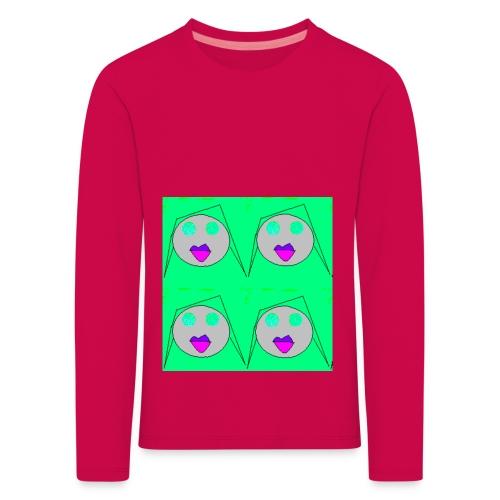 sarra cocou - T-shirt manches longues Premium Enfant