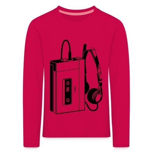 WALKMAN - T-shirt manches longues Premium Enfant