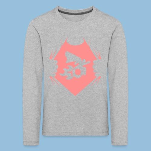 Wheelchair shirt 001 - Kinderen Premium shirt met lange mouwen