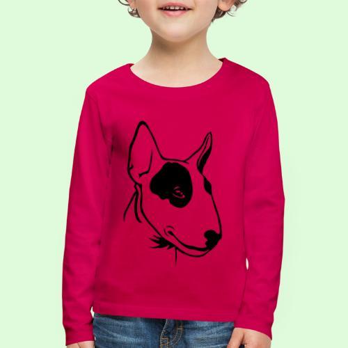 Bull Terrier - T-shirt manches longues Premium Enfant