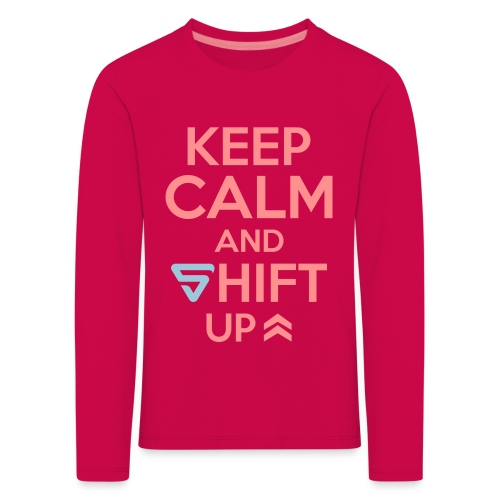 Shift UP ! - T-shirt manches longues Premium Enfant